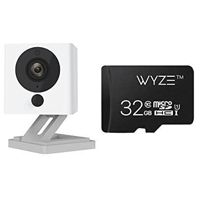 Wyze Cam 1080p HD Indoor Wireless Smart Home Camera with Night Vision by Wyze Labs