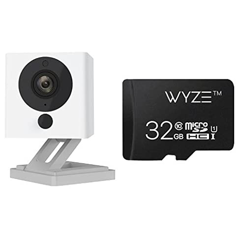 Wyze Cam 1080p HD Indoor Wireless Smart Home Camera with Night Vision - 41sRaYKok L - Wyze Cam 1080p HD Indoor Wireless Smart Home Camera with Night Vision