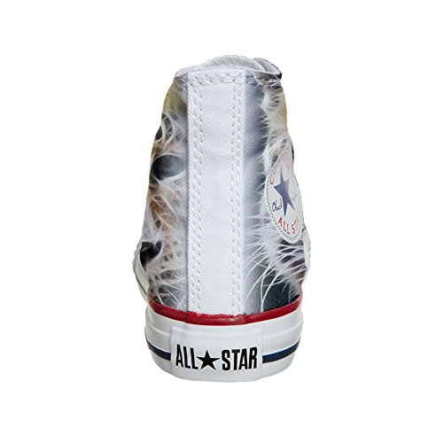 Converse Customized Chaussures Coutume (produit artisanal) Tiger Style