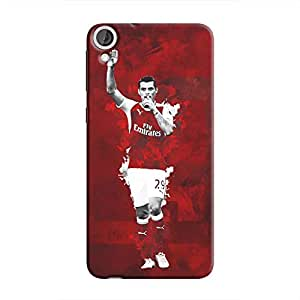 Cover It Up - Granit Xhaka Red Desire 820 Hard Case