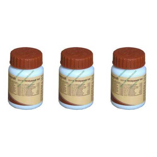 3-x-divya-hridyamrit-vati-40gm-shipping-by-fedex
