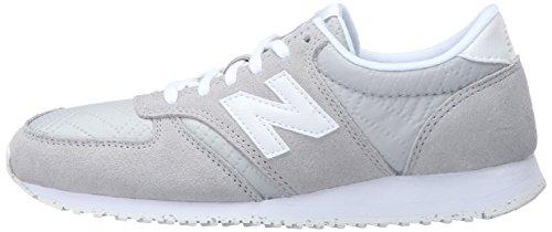 Silver Sneaker Prep Lifestyle Balance New white Mink Women's 420 Pack yOqw0OYt7