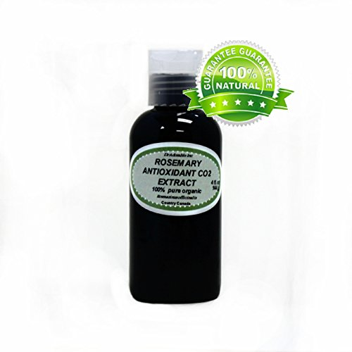 Rosemary Antioxidant Co2 Extract Organic Pure By Dr.Adorable 4 Oz