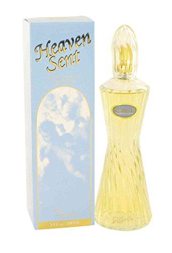(Heaven Sent By DANA FOR WOMEN 3.4 oz Eau De Parfum Spray, Reformulated)