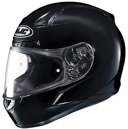 HJC CL-17 Full-Face Motorcycle Helmet (Black, 4X-Large) (824-608) - Replacement Pads Parts Cheek
