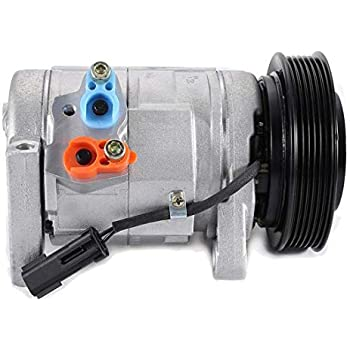 New CO Car A/C Compressor and Clutch for 2001-2007 Dodge Grand Caravan/ Chrysler Town & Country 3.3L 3.8L V6 29001C/ 5005441AD