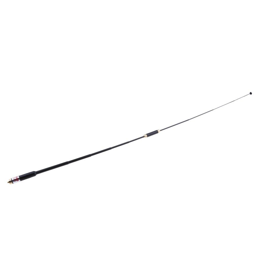 Sharplace AL-800 SMA-F VHF//UHF144//430MHz Dualband Antenna F/ür UV-5R 5RA 5RB 5RC 5RD