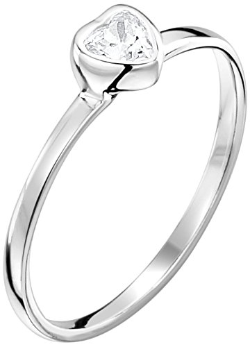 Jo for Girls - Bague - Argent 925 - Oxyde de Zirconium - JR160cz-J