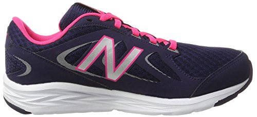 New Balance Women's 490v4 Fitness Shoes, Blue (Navy), 4 UK 36 1/2 EU