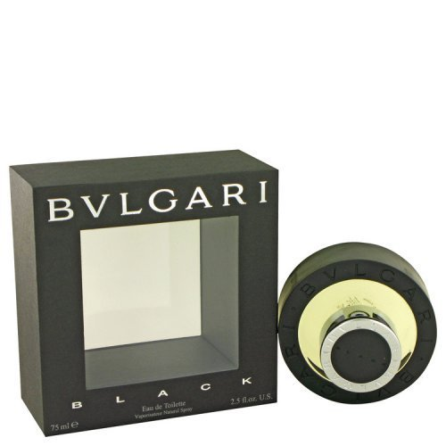 - Black By Bvlgari Eau De Toilette Spray For Men 2.5 oz