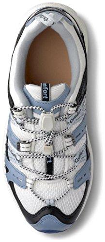 Dr. Comfort Donna Rinfrescare X Scarpe Da Ginnastica Diabetiche Blu