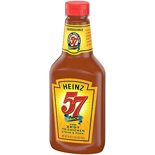 Heinz 57 Sauce (20 oz Bottle)