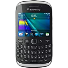 Blackberry 9320 Curve Unlocked GSM Quad-Band Smartphone with 3.2 MP Camera, Wi-Fi, GPS and 7.1 Blackberry OS - No Warranty - Black