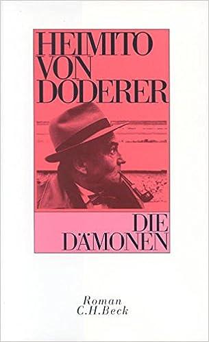 Book Die Dämonen. Nach der Chronik des Sektionsrates Geyrenhoff.