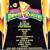 Mighty Morphin Power Rangers The Album: A Rock Adventure