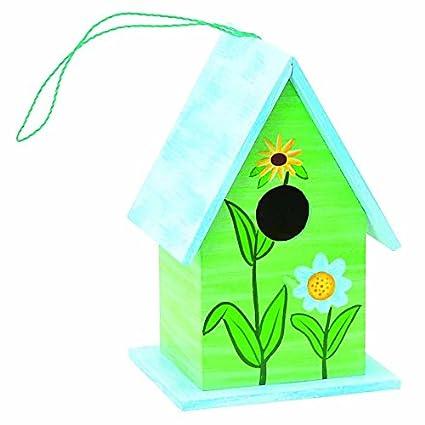 Verdemax 5741 - Casa para pájaros pequeños