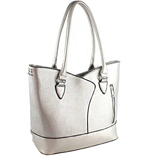Studded Bag 9037 AB Tote Petwer Rhinestone vfq1xwSE