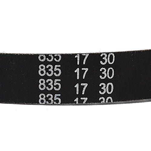 V-Belt CVT Variable Drive Belt Standard 835 17 30 Fits Derbi Atlantis 50 (49cc) '01-'06 by MMG