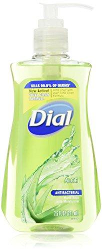 Liquid Moisturizer Dial (Dial Liquid Hand Soap With Moisturizer, Aloe, 7.5-Oz)
