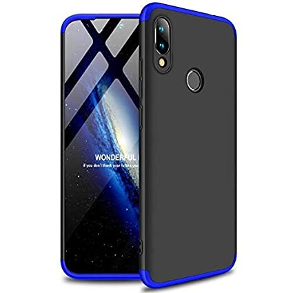 reputable site 065f9 7016d Jump Start Asus Zenfone Max Pro M1 Case, 360 Full Body Coverage Protection  Hard PC 3 in 1 Double Dip Protective Matte GKK Back Case Cover for Asus ...