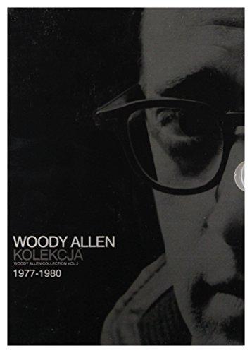 Woody Allen Whip-round vol. 2 (BOX) [4DVD] (English audio. English subtitles)