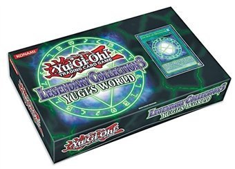 Yugioh Legendary Collection 3: Yugi's World Box Trading Card with The Seal of Orichalcos(Discontinued by manufacturer)