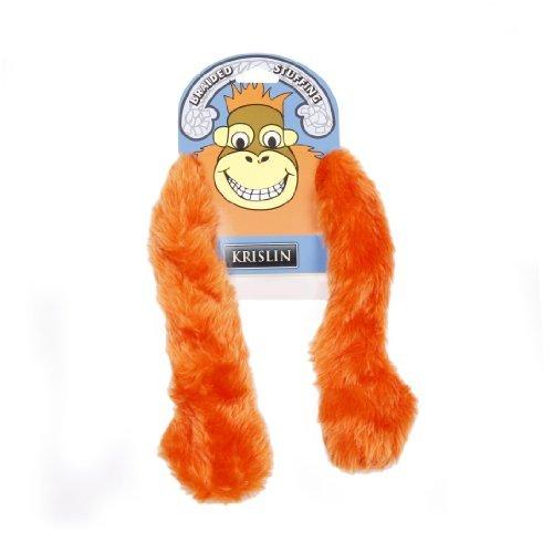Krislin Arm-A-Mals Orangutan Toy for Dogs by KRISLIN