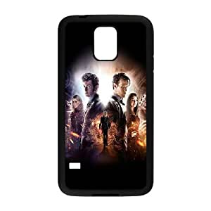 Doctor-Who Samsung Galaxy S5 Cell Phone Case Black Svle
