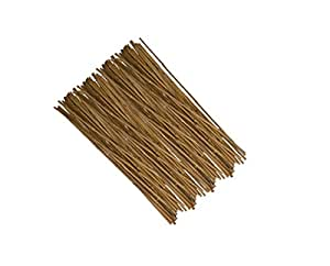 4' Natural Bamboo Stakes in Bulk (500 / Bale)