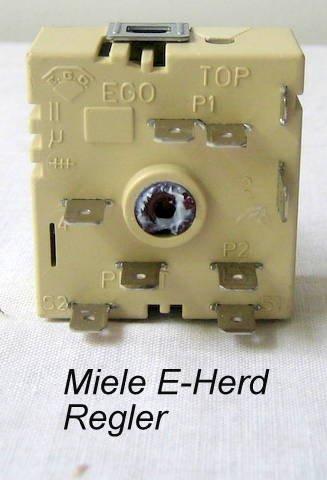 Miele 7234171 Backofen- und Herdzubehör / Knöpfe und Schalter / Kochfeld / Regler