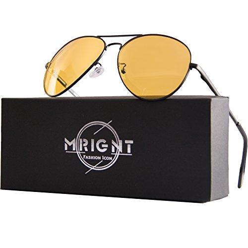 Men Classic Aviator polarized Sunglasses UV Protection Night Vision Driving Sun - Amazon Sun Glasses