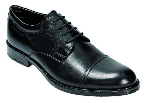 Schwarz Lacets Homme Pour Klondike À Chaussures Noir De Ville qwxOARB