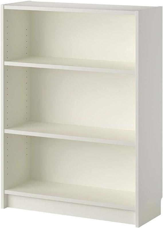 IKEA ASIA Billy, estantería, Color Blanco: Amazon.es: Hogar
