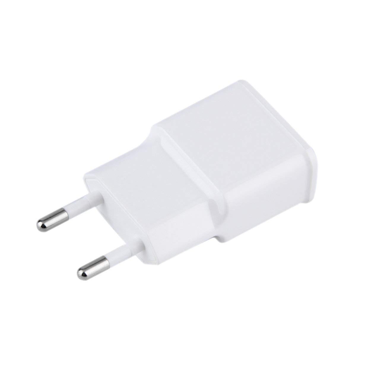 AC Mur Chargeur Tablet Alimentation Adaptateur 5 V 2A Double USB 2-Port Voyage de Charge USA pour Té lé phone Mobile PC Blanc US/EU Plug UniqueHeart