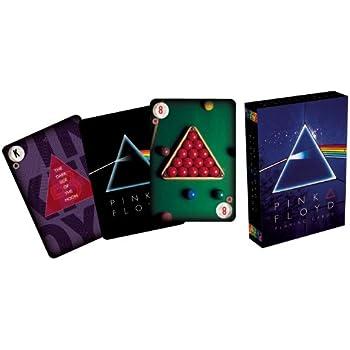 Amazon Aquarius Pink Floyd Dark Side Of The Moon Playing Cards