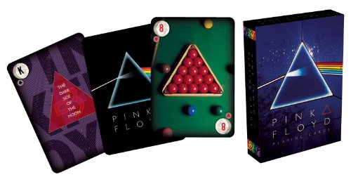 Aquarius Pink Floyd Dark Side Of The Moon Playing Cards