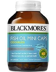 Blackmores Odourless Fish Oil Mini, 200ct