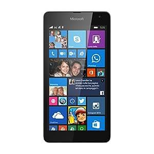 Microsoft Lumia 535 8GB Color blanco - Smartphone (SIM única, Windows Phone, MicroSIM, GSM, WCDMA, Micro-USB B)