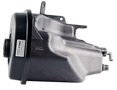 Topaz 17137552546 Coolant Overflow Bottle Expansion Tank + Sensor for BMW X5 E70 X6 E71 E72 -