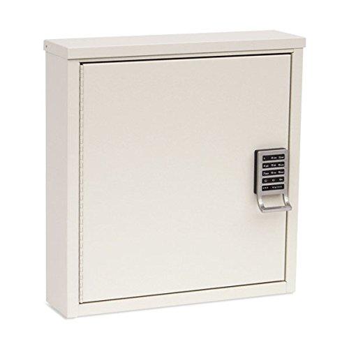 "Single Door Narcotics Cabinet with Digital E-Lock 4""D Unit 16""W x 4""D x 16.75""H"