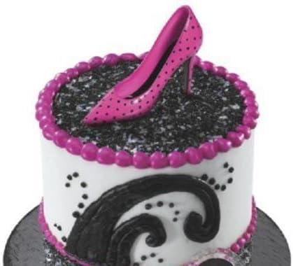 Miraculous Amazon Com 1 X 3 Plastic Fashion Stiletto High Heel Shoes Cake Funny Birthday Cards Online Kookostrdamsfinfo
