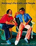 img - for Hockney's Portraits and People book / textbook / text book