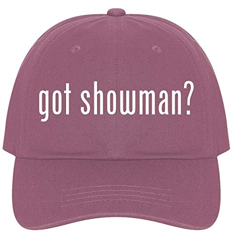 The Town Butler got Showman? - A Nice Comfortable Adjustable Dad Hat Cap, Pink