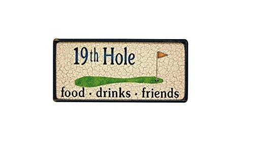 19th Hole (19th Hole Sign)