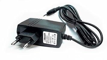 Cargador Tablet 9V 2A: Amazon.es: Electrónica