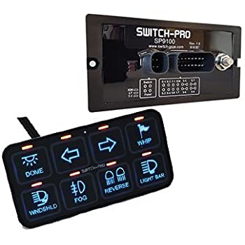 American Shifter 395663 TH200 Shifter 6 Trim Kit BLK Push Btn Cap TN Boot Ringed Knob for D4E32