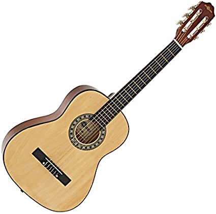 Guitarra Clasica 3/4 de Gear4music Natural