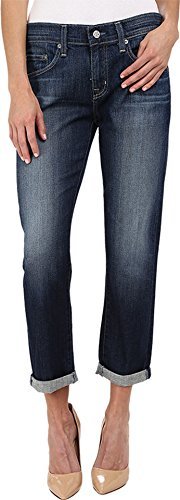 Ex Boyfriend Crop (AG Adriano Goldschmied Women's The Ex-Boyfriend Crop in 10 Years Timeless 10 Years Timeless Jeans 24 X)