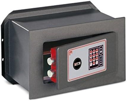 AGCI Caja Fuerte de empotrar, electrónica: Amazon.es: Hogar
