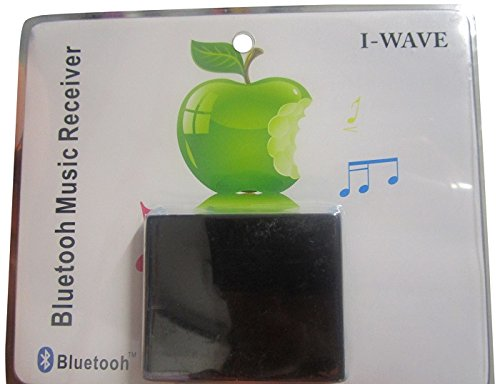 Bluetooth A2DP Music Receiver Apple 30pin connector for iPad iPod iPhone Speaker Dock Station with LED indicator